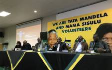 ANC national officials at the ANC NEC lekgotla underway in Tshwane, Gauteng. Picture: Twitter/@MYANC