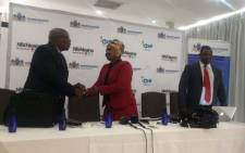 The Gauteng Department of Infrastructure Development has teamed up with the Moral Regeneration Movement in an attempt to strengthen the I Care We Care campaign. Picture: Masa Kekana/EWN.
