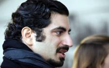 FILE: Youngest son of slain Lebanese Prime Minister Rafik Al-Hariri, Fahd. Picture: AFP