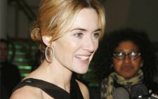 Oscar-winning actress Kate Winslet. Picture: AFP