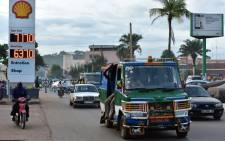 Motorists drive on 31 July 2018 in Bamako, two days after a presidential election. Counting was under way in Mali following a key presidential election that saw balloting halted at hundreds of polling stations because of violence in restive regions of the poor Sahel country. Picture: AFP