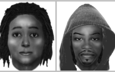 Identikit of Senzo Meyiwa's alleged killers. Picture: Supplied.