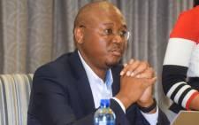 Prasa administrator Bongisizwe Mpondo. Picture: @PRASA_Group/Twitter