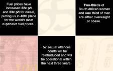 The Week in Numbers: 5-9 August 2013