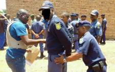 18 police officers and 2 Home Affairs officials have been arrested at a border post between South Africa and Botswana in the North West province on 18 November 2015. Picture: Intelligence Bureau.