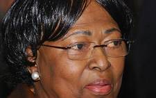 South African minister in the Presidency Manto Tshabalala-Msimang. Picture: Taurai Maduna/Eyewitness News