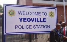 The newly built Yeoville Police Station was officially opened on 2 December 2015. Picture: Gia Nicolaides/EWN