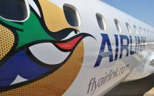 FILE: Airlink said it was disappointed that the airport did not advise it timeously about the downgrade. Picture: @Fly_Airlink/Twitter.