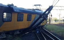FILE: The Shosholoza Meyl was travelling from Johannesburg to Port Elizabeth when it left the tracks on Thursday. Picture: Supplied