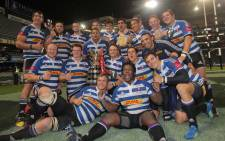 Western Province players celebrate victory in the 2017 Currie Cup. Picture: @WP_RUGBY/Twitter
