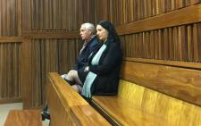 Vicki Momberg at the Johannesburg High Court on 28 June 2019. Picture: Thando Kubheka/EWN