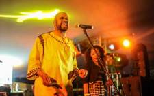 FILE: Afro-soul musician Ringo Madlingozi performs at the Sanaa Music Festival in 2015. Picture: Facebook page Sanaa Africa