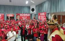 Icosa launched its election manifesto in Oudtshoorn on 2 February 2019. Picture: Monique Mortlock/EWN