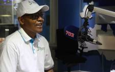 FILE: African Transformation Movement's Mzwanele 'Jimmy' Manyi . Picture: Talk Radio 702.