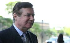FILE: Former Trump campaign manager Paul Manafort arrives for a hearing at the E. Barrett Prettyman U.S. Courthouse on May 23, 2018 in Washington, DC.  Picture: AFP