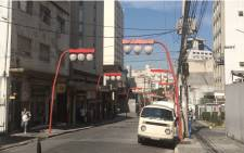 Japantown in Sao Paulo.  Picture: Christa Eybers/EWN