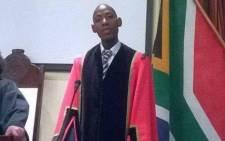 Endumeni Mayor Siboniso Mbatha. Picture: Twitter/@MkhulekoHlengwa