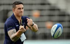 All Blacks centre Sonny Bill Williams. Picture: AFP