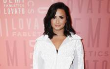 Demi Lovato in May 2018. Picture: AFP.