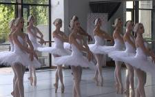 Joburg Ballet dancers performed at the launch of the company's pirouette challenge on 10 February 2015. Picture: Reinart Toerien/EWN