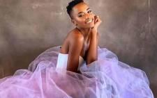 Miss South Africa Zozibini Tunzi. Picture: @zozitunzi/instagram.com