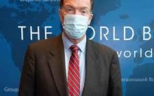 World Bank President David Malpass. Picture: @DavidMalpassWBG/Twitter.