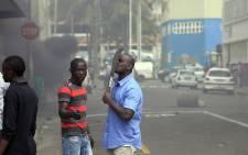 Xenophobia in durban