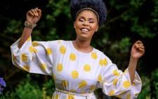 Singer Bulelwa Mkutukana, who is better known as Zahara. Picture: @ZaharaSA/Twitter