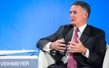 John Veihmeyer, KPMG International chairman pictured in US at a World Economic Forum annual meeting in 2016. Picture: World Economic Forum