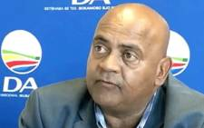FILE: A YouTube screengrab of the DA's Joe McGluwa.