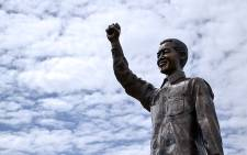 The Nelson Mandela Statue on Naval Hill, Mangaung, pictured in December 2012. Picture: Aletta Harrison/EWN.