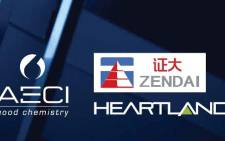 AECI and Shanghai Zendai have agreed on a R1 billion land deal. The Chinese property development company aims to turn the massive Modderfontein property into a business and tourism hub. Picture: Supplied.