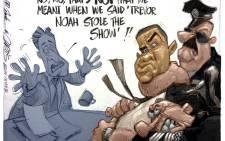 Trevor Noah steals the show...