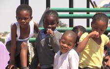 An African Child Policy Forum reports states that Africa, as a place for children to grow up, has improved. Picture: Vumani Mkhize/EWN.