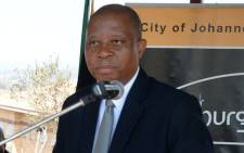 Johannesburg Mayor Herman Mashaba. Picture: @HermanMashaba/Twitter