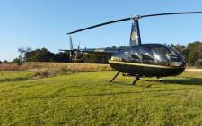 Bidvest Protea Coin says it has one of only two choppers in the country fitted with forward-looking infrared or thermal imaging infrared cameras. Picture: @Bidvest-Protea-Coin/Facebook.com.
