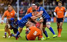 The Stormers played out to a 20-20 draw with Edinburgh on 9 October 2021. Picture: @THESTORMERS/Twitter.