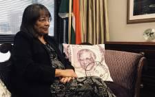 Cape Town Mayor Patricia de Lille. Picture: Cindy Archillies/EWN