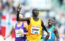 FILE: Kenyan athlete Asbel Kiprop. Picture: @Diamond_League/Twitter
