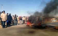 Service delivery protests in Tembisa on 29 August 2014. Picture: Vumani Mkhize/EWN