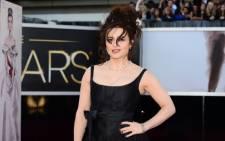 British actress Helena Bonham Carter. Picture: AFP