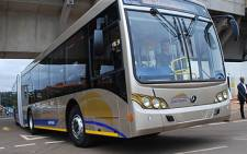 FILE: The strike by Gautrain bus drivers enters its second week after attempts to end the unprotected strike failed at the weekend. Picture: Sapa