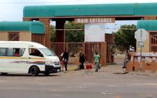 FILE: The entrance to the Tshwane University of Technology (TUT)'s Soshanguve campus. Picture: Barry Bateman/EWN