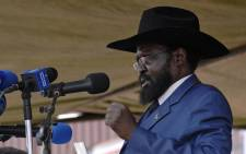FILE: South Sudanese President Salva Kiir. Picture: United Nations Photo