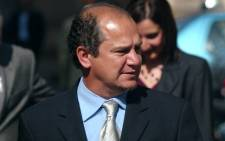 FILE: The correctional Services says Shaik's application is still subject to discussion. Picture: Sapa.