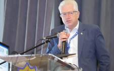 FILE: Western Cape Premier Alan Winde at the crime summit. Picture: SAPS