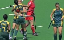 Women's hockey.
