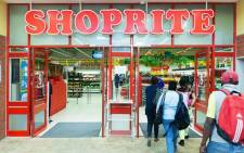 A Shoprite store. Picture: Supplied.