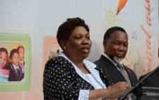 Basic Education Minister Angie Motshekga will make an announcement on the matter today. Picture: Christa Eybers/EWN.