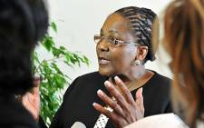 FILE: Former transport minister Dipuo Peters. Picture: GCIS.
